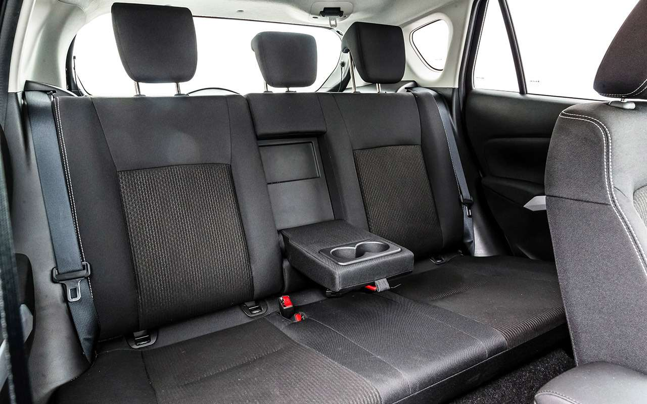 Большой тест кроссоверов: Nissan Qashqai, Mitsubishi ASX иSuzuki SX4— фото 978207