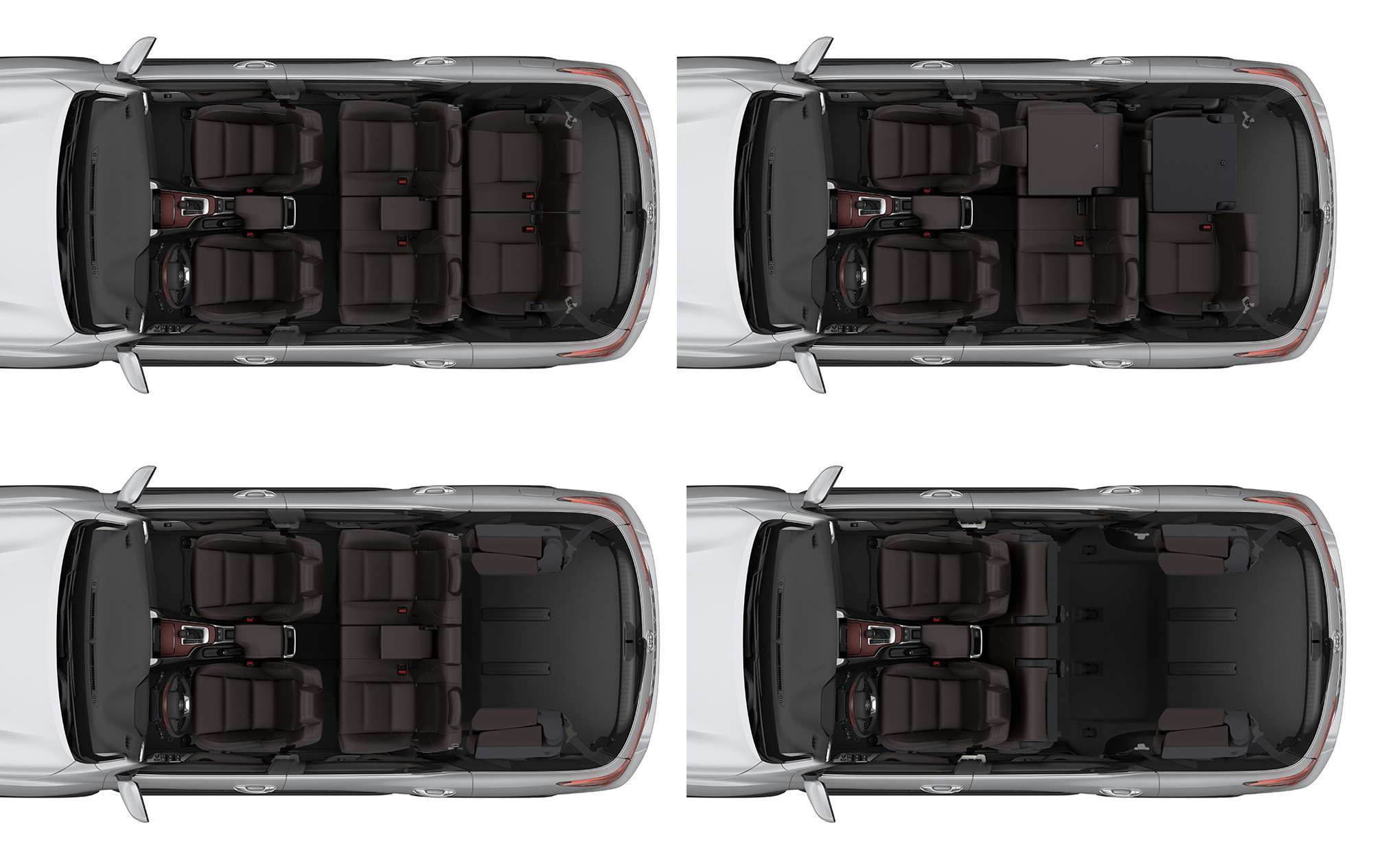 Toyota Fortuner вРоссии будет доступен только стурбодизелем— фото 779066