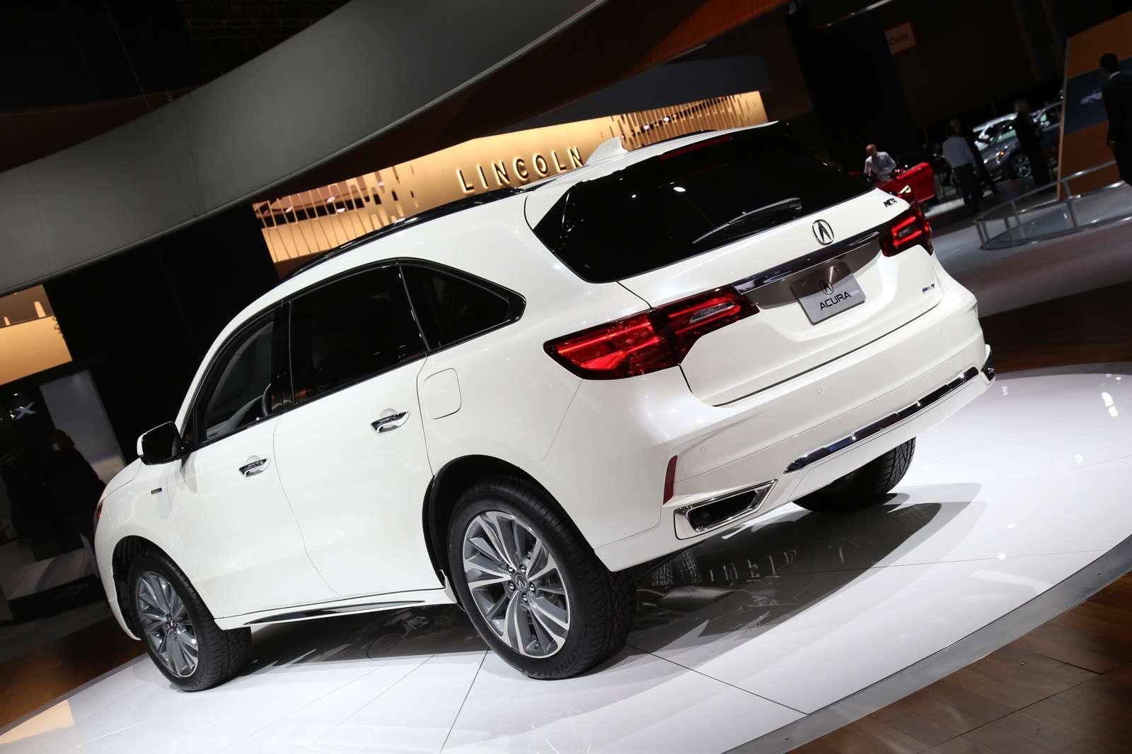 Acura MDX2