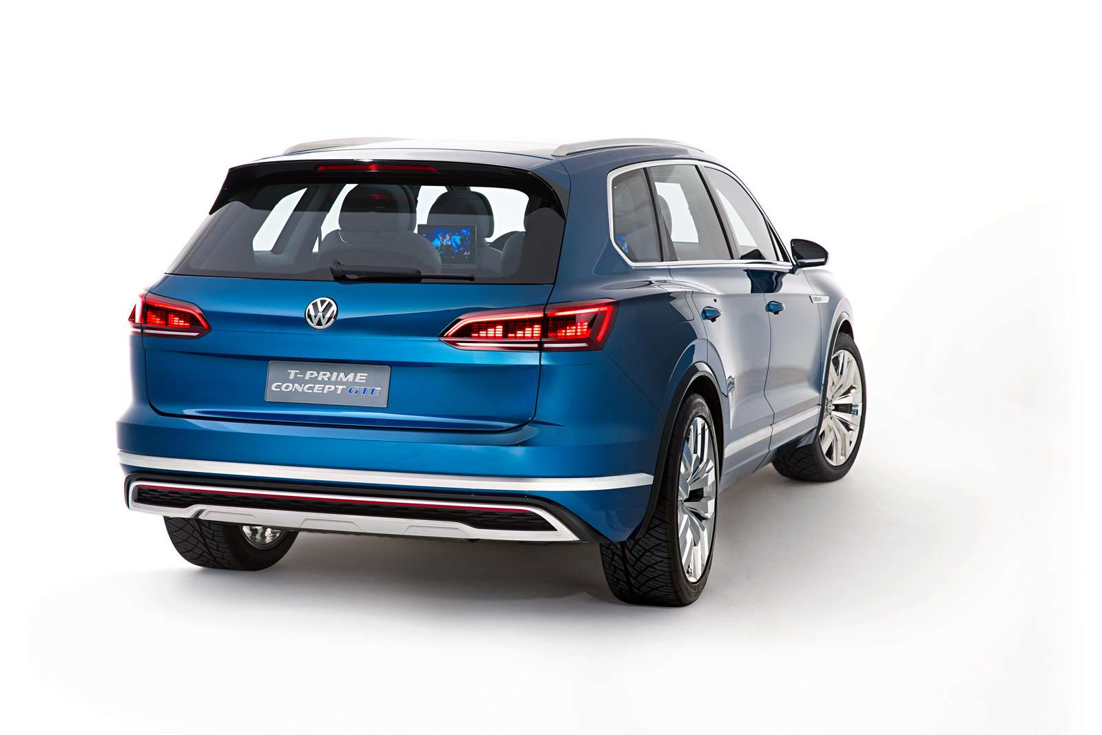 Шоукар Volkswagen T‑Prime Concept GTE