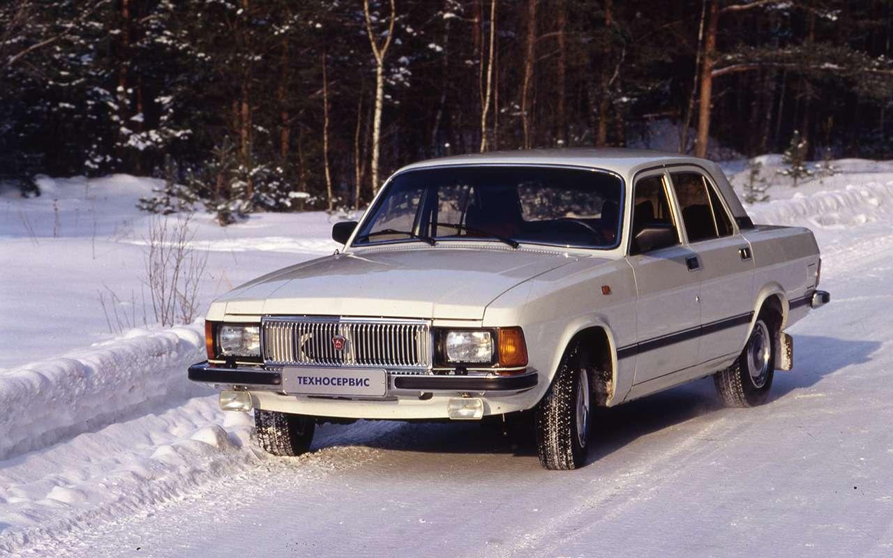 Самые крутые отечественные автомобили 1990-х— фото 919401