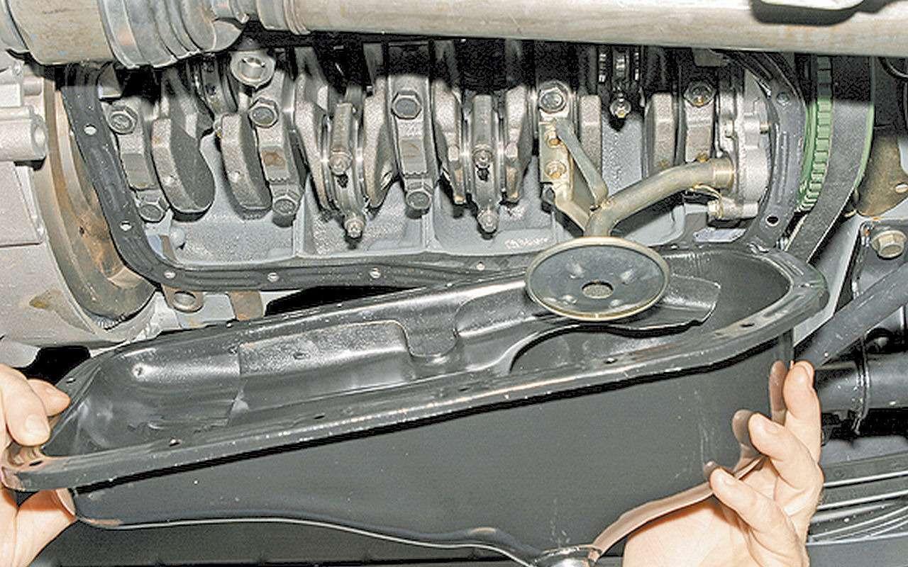 6 главных проблем двигателя ВАЗ 1.6— фото 947314