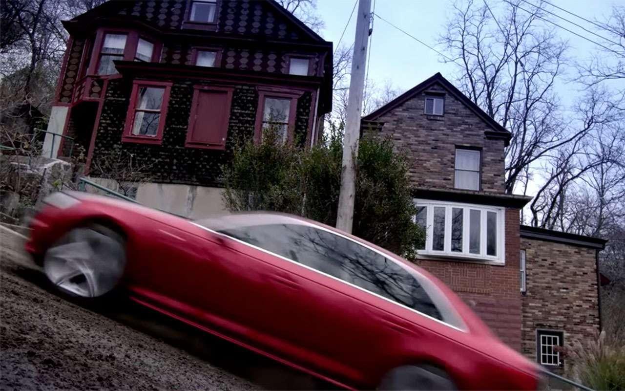 10улиц ссамым крутым уклоном: как вытам ездите?— фото 1116057
