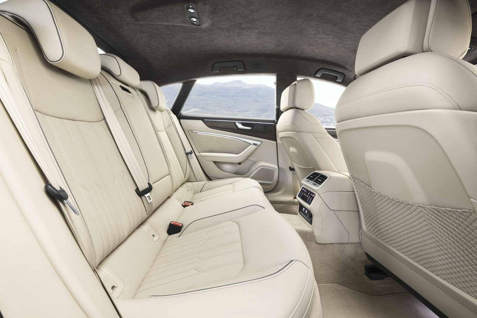 Новый Audi A7Sportback вРоссии: от4320000 рублей— фото 876032