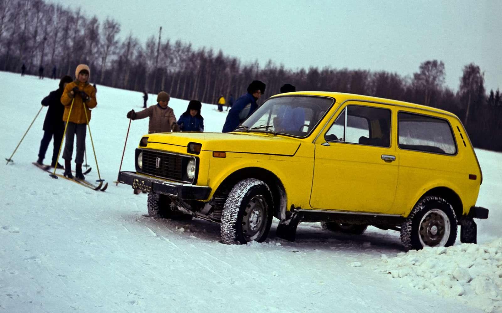 Советский автодизайн: история оригинального копирования— фото 783294