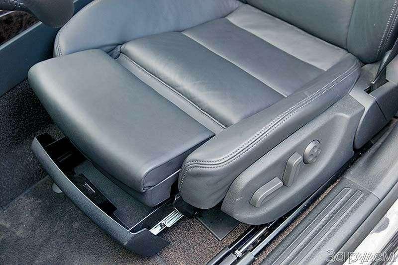 Тест Audi A6Allroad, Cadillac SRX, Volvo XC70. Выше среднего— фото 67360