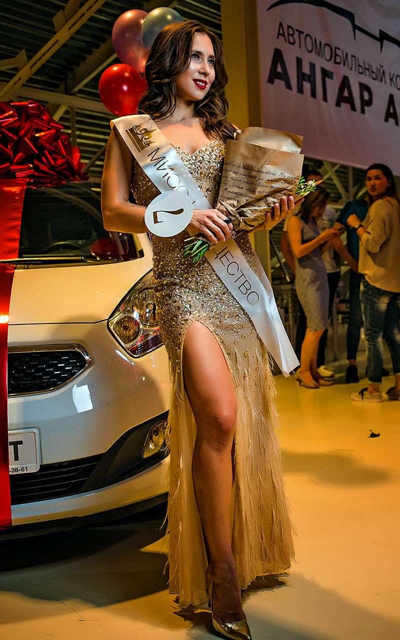 Служащая ВДВ выиграла автомобиль наконкурсе красоты «Автомисс 2017»— фото 780491