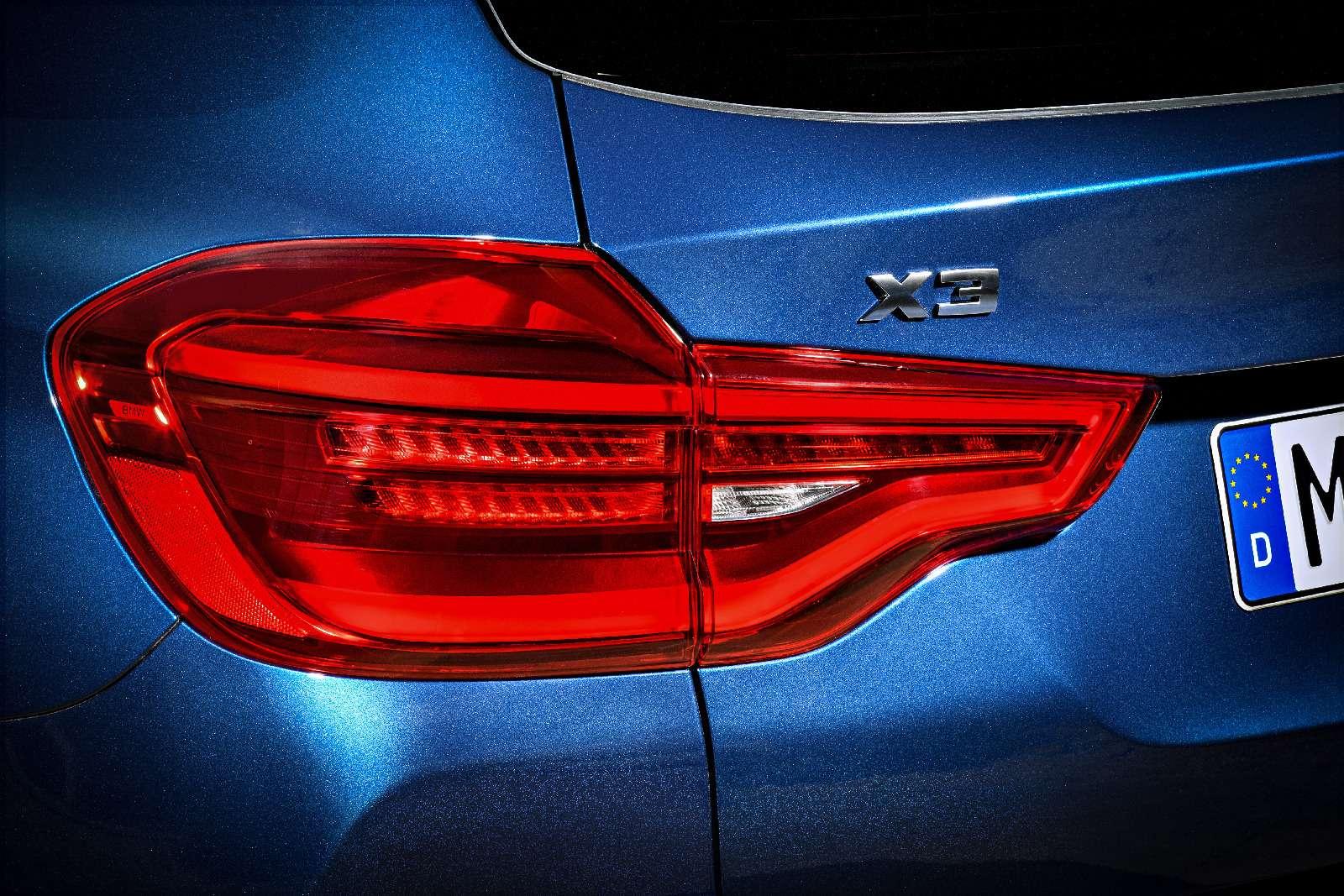 Новый BMW X3оказался крупнее старого Х5— фото 768545