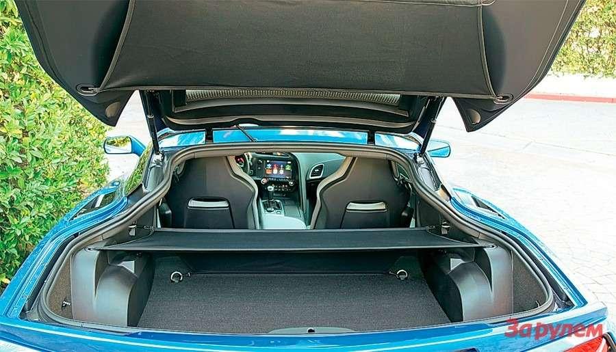 Corvette Stingray: тачка G— фото 259770