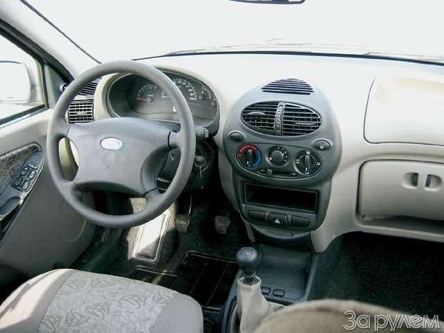 Lada 110, Lada Kalina. Первая производная— фото 56426