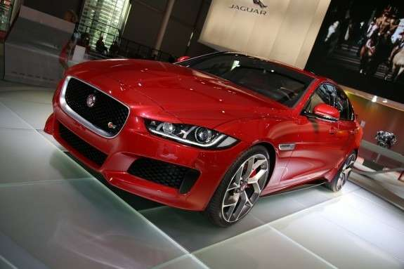 Первым китайским Jaguar станет седан XE