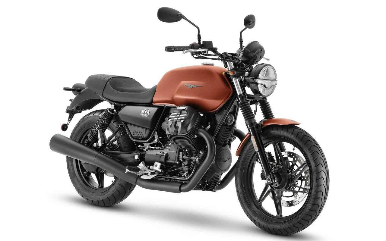 5 отличных мотоциклов дляначинающего райдера— фото 1226547