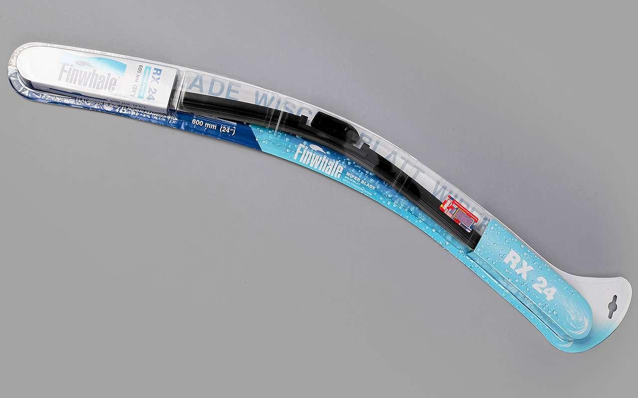 Супертест «Зарулем»: выбрали лучшие щетки стеклоочистителей— фото 1261963