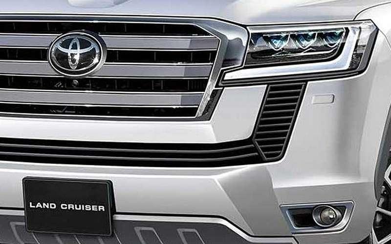 Toyota Land Cruiser 300— новые подробности идата премьеры