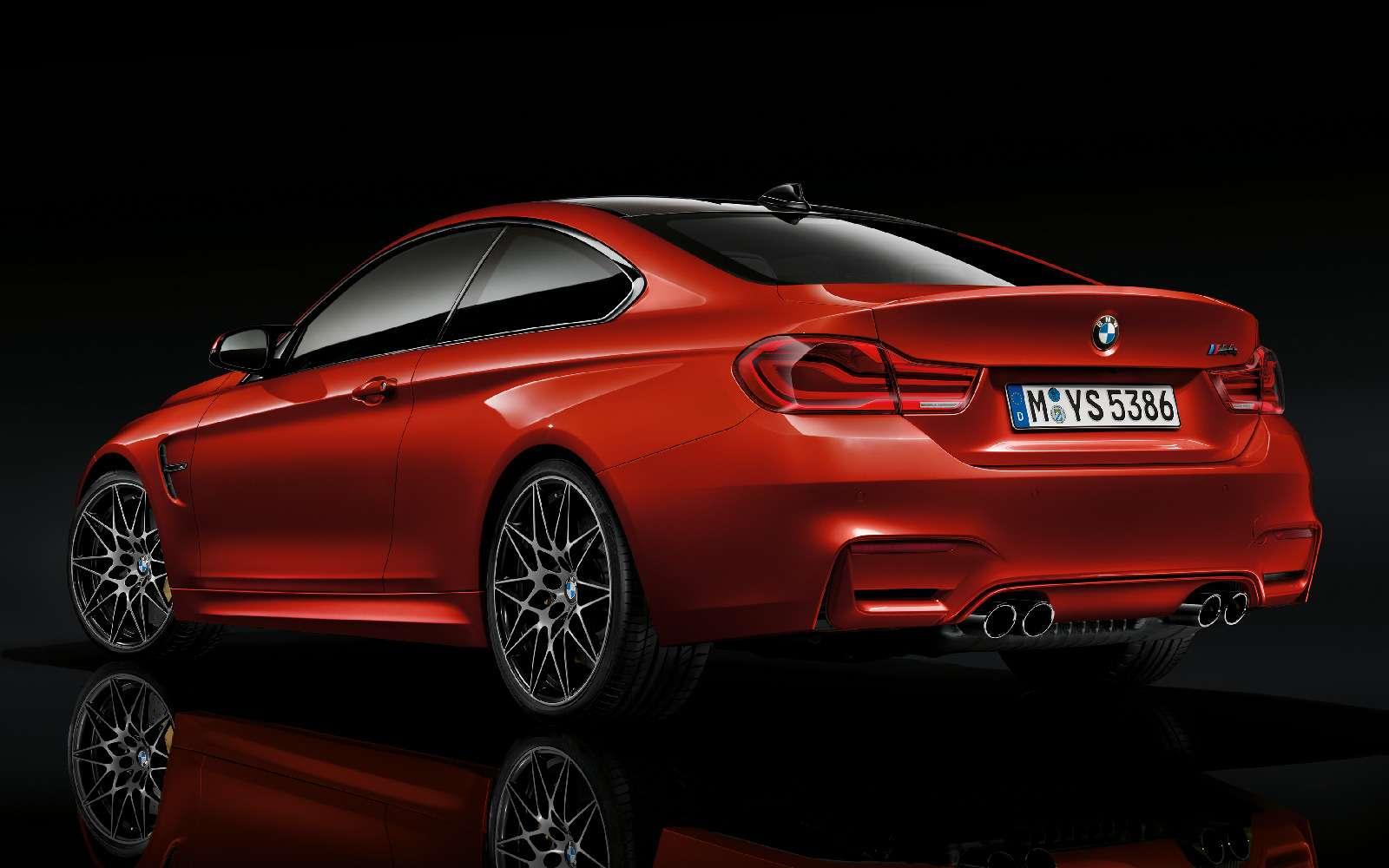 Светодиоды ижесткость: BMW обновила семейство 4-й серии— фото 694052