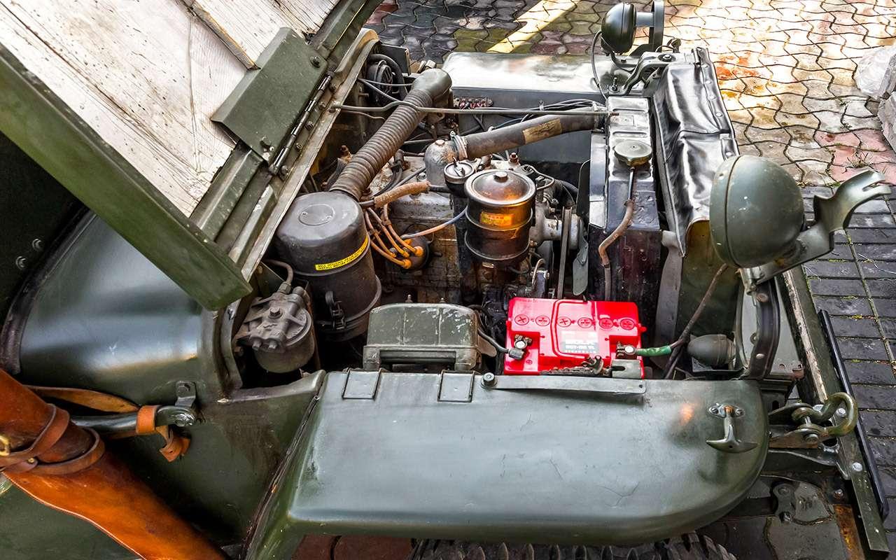 Самый популярный автомобиль войны: все факты оWillys MB— фото 972661