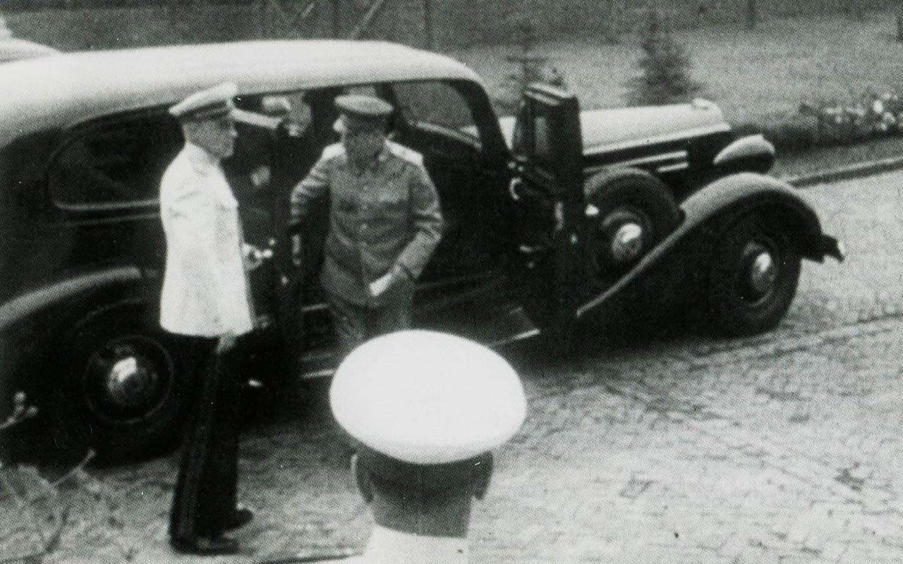 Начем ездили советские генсеки: отИльича доСергеича— фото 1035353