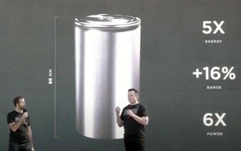 Маск делает дешевую иочень мощную батарею