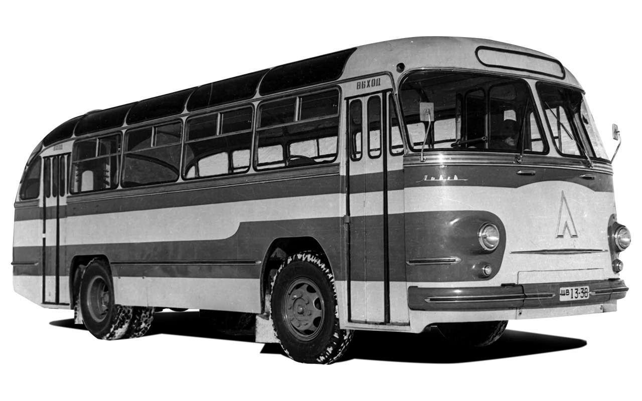 Автобус нашей юности: помните его особый звук?— фото 1155848