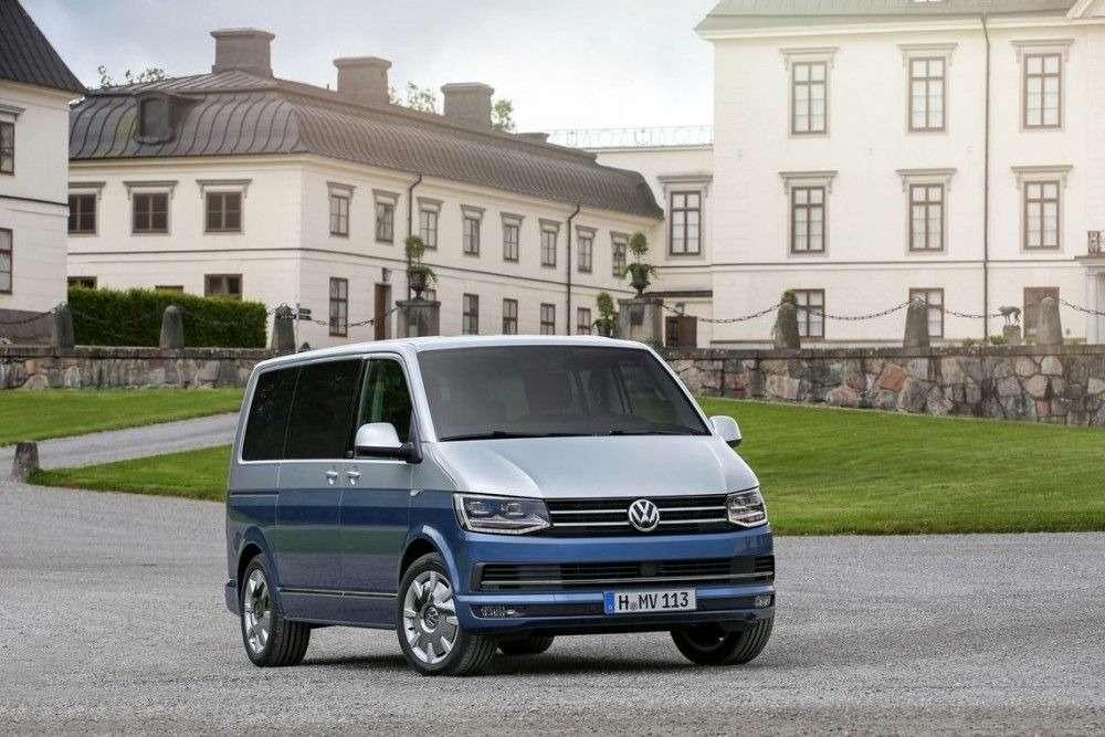 VWначал продажи нового поколения коммерческих автомобилей вРоссии— фото 386986