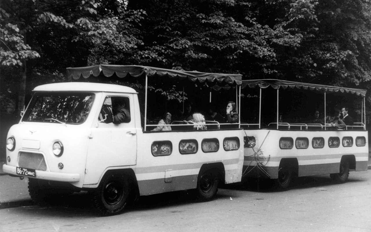 Автобусы, накоторых выникогда неездили— фото 868812