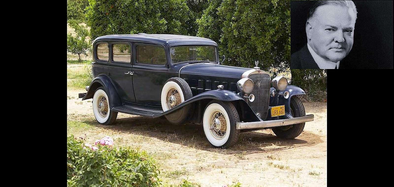 Частная коллекция: любимые автомобили президентов США— фото 594556
