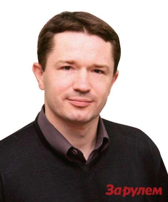 Олег Гетманенко
