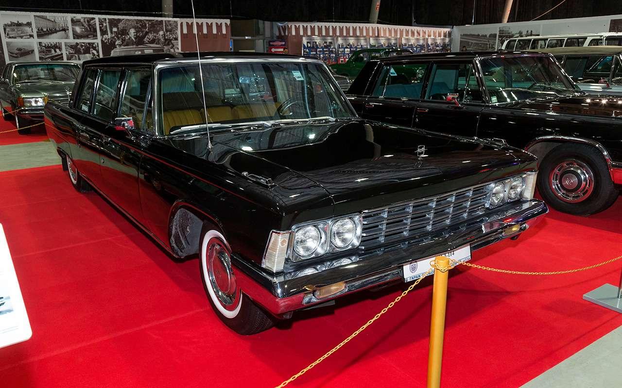 100 миллионов! Топ-10 самых дорогих советских автомобилей - фото 1160222