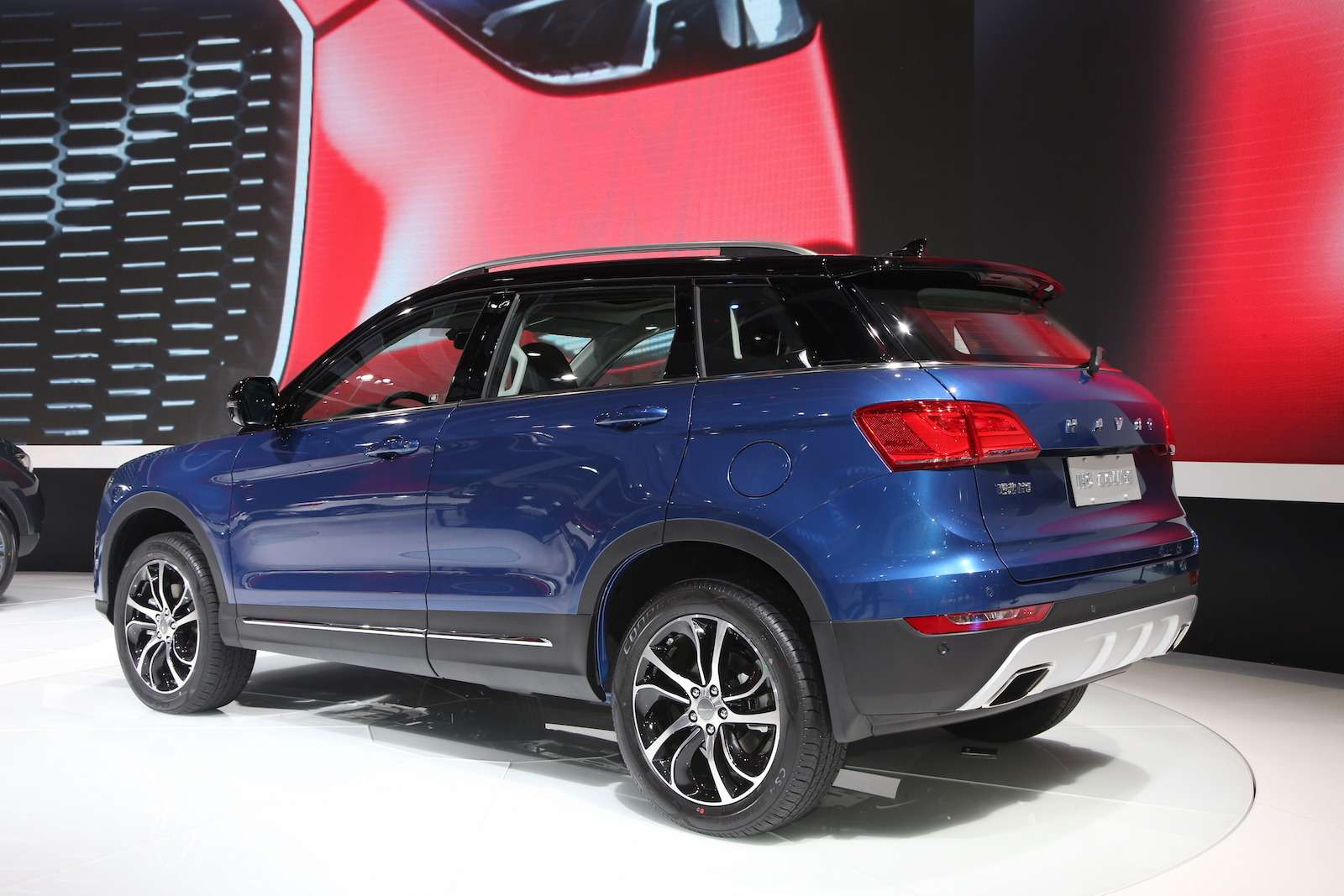 Haval H6 Coupe