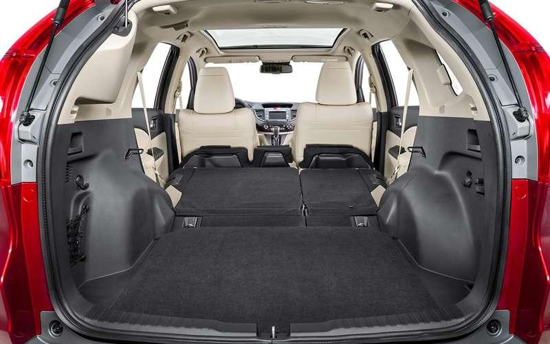 Honda CR-V спробегом: все плюсы и3минуса