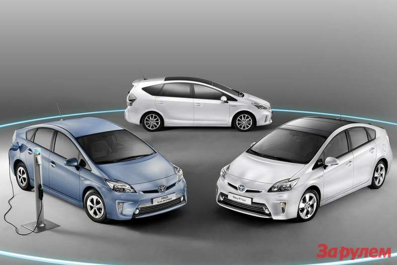 Toyota Prius Plug in Hybrid 2013 1600x1200 wallpaper 0f