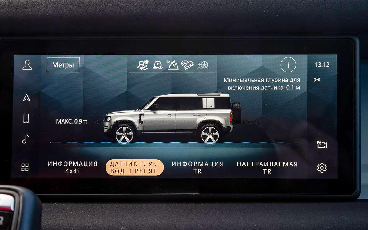 Land Rover Defender: тест сразницей в40лет— фото 1247860