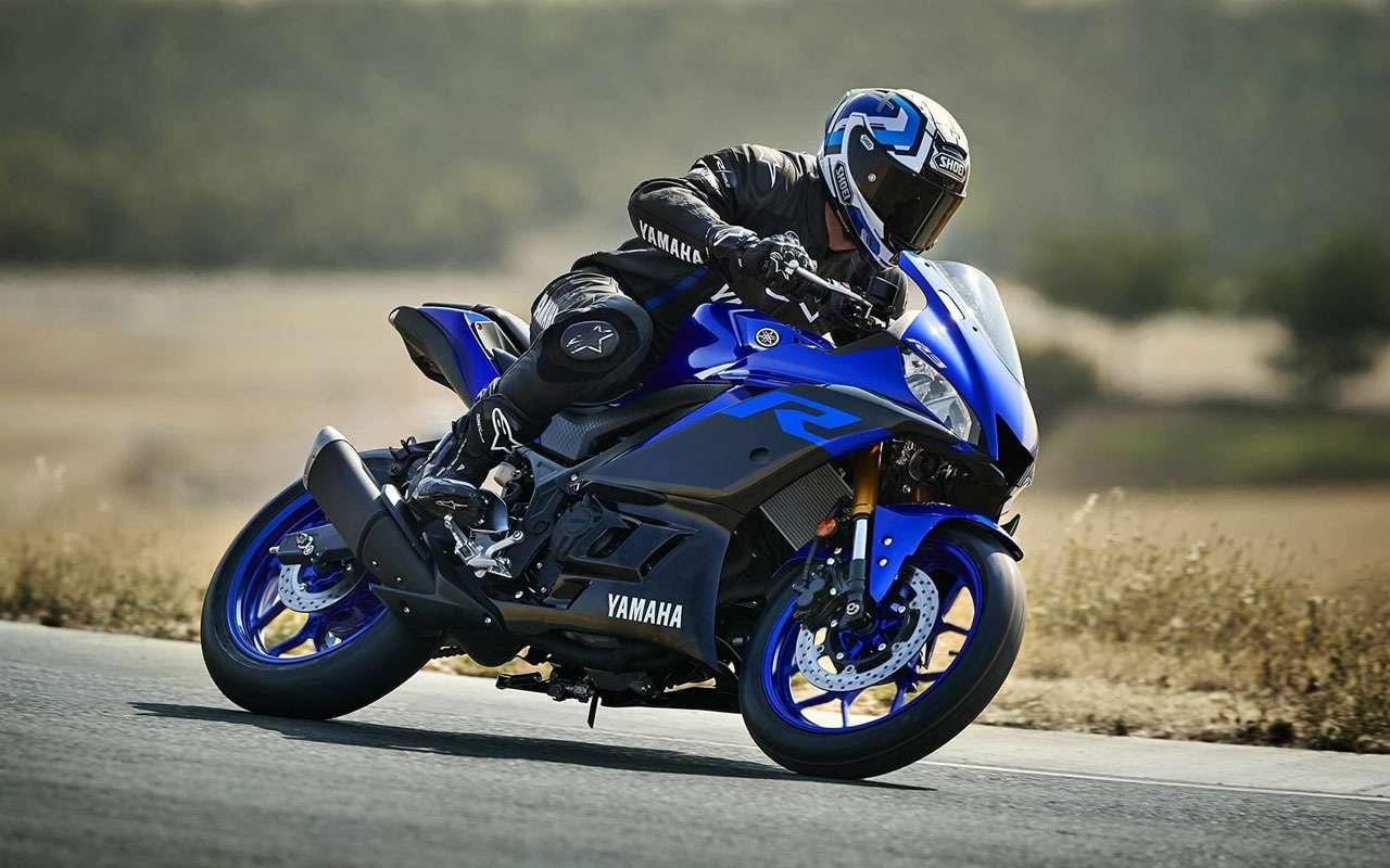 За500 тысяч именьше: 8новых мотоциклов— фото 1120379