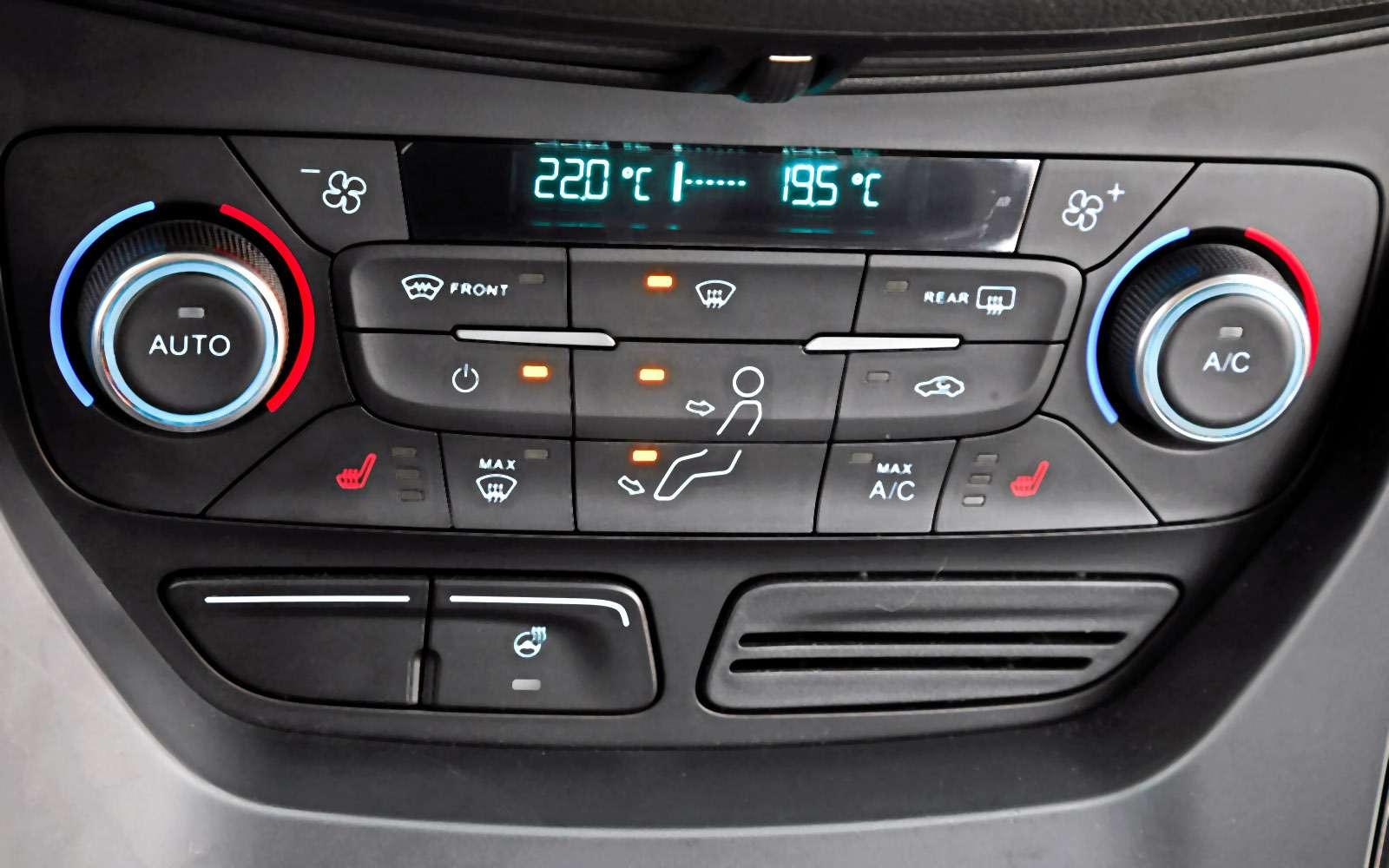 Обновленный Ford Kuga российской сборки: мыпоездили нанем первыми!— фото 674479