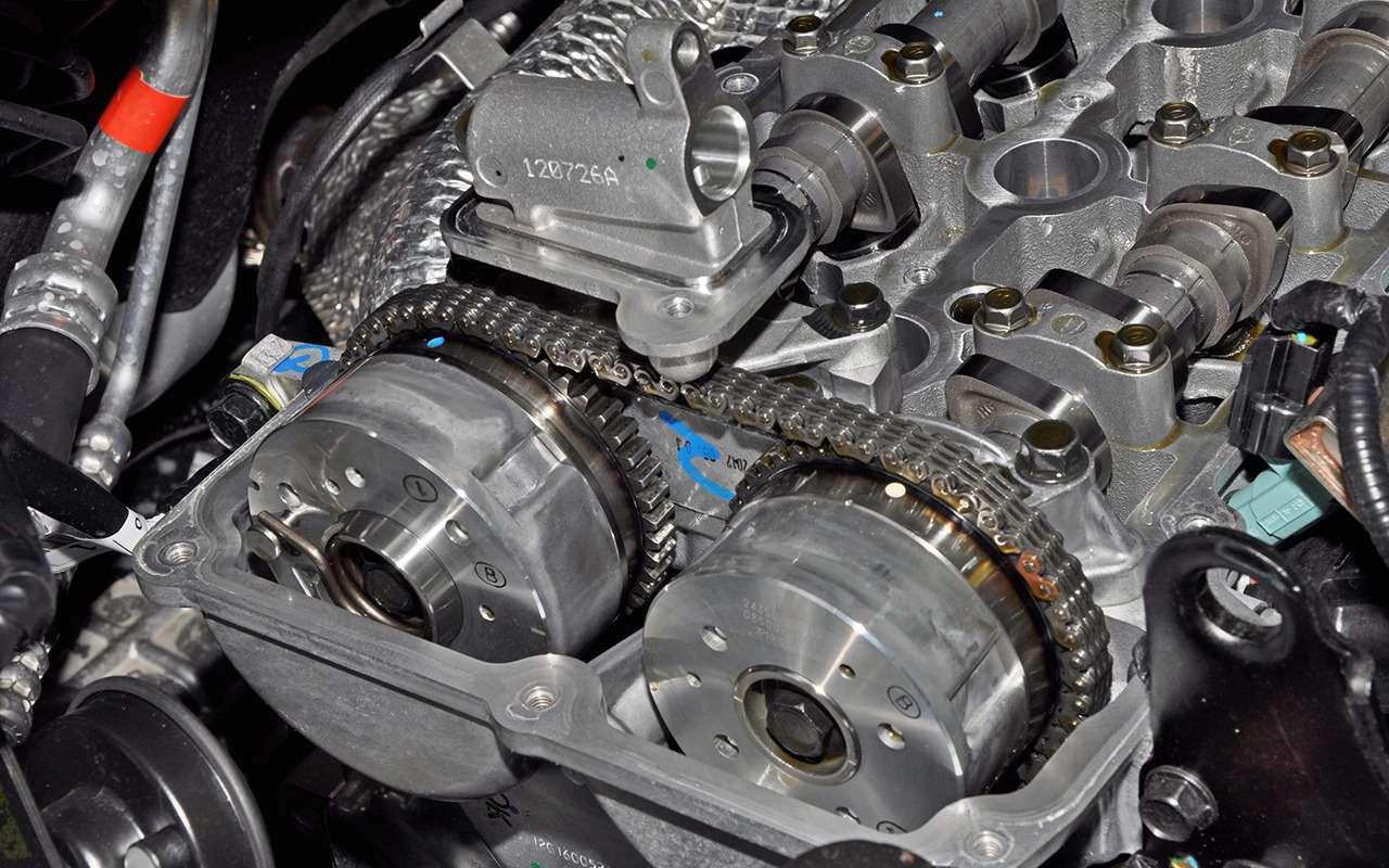 Мифические иреальные проблемы двигателя Hyundai иKia— фото 975842