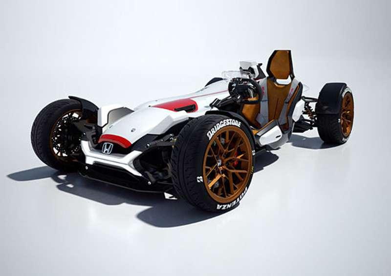 Концепт Honda Project 2&4