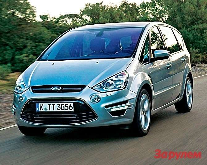 Ford S-MAX/Galaxy