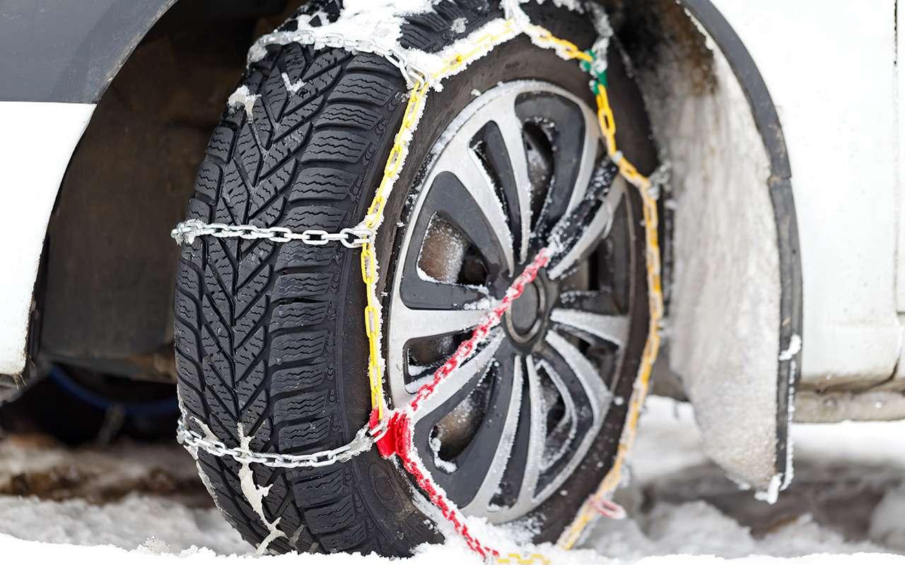 9 способов улучшить сцепление шины сдорогой (если вызавязли)— фото 1001296
