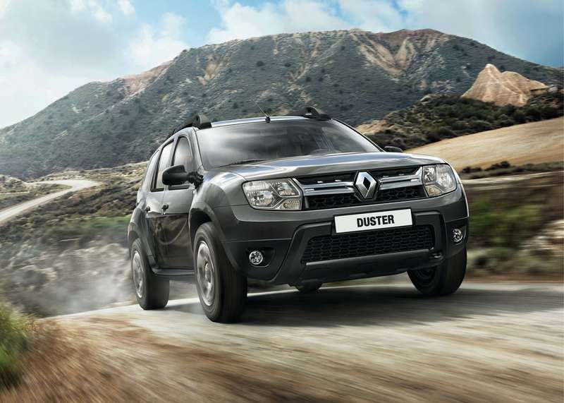 RENAULT DUSTER (H79)— PHASE 2