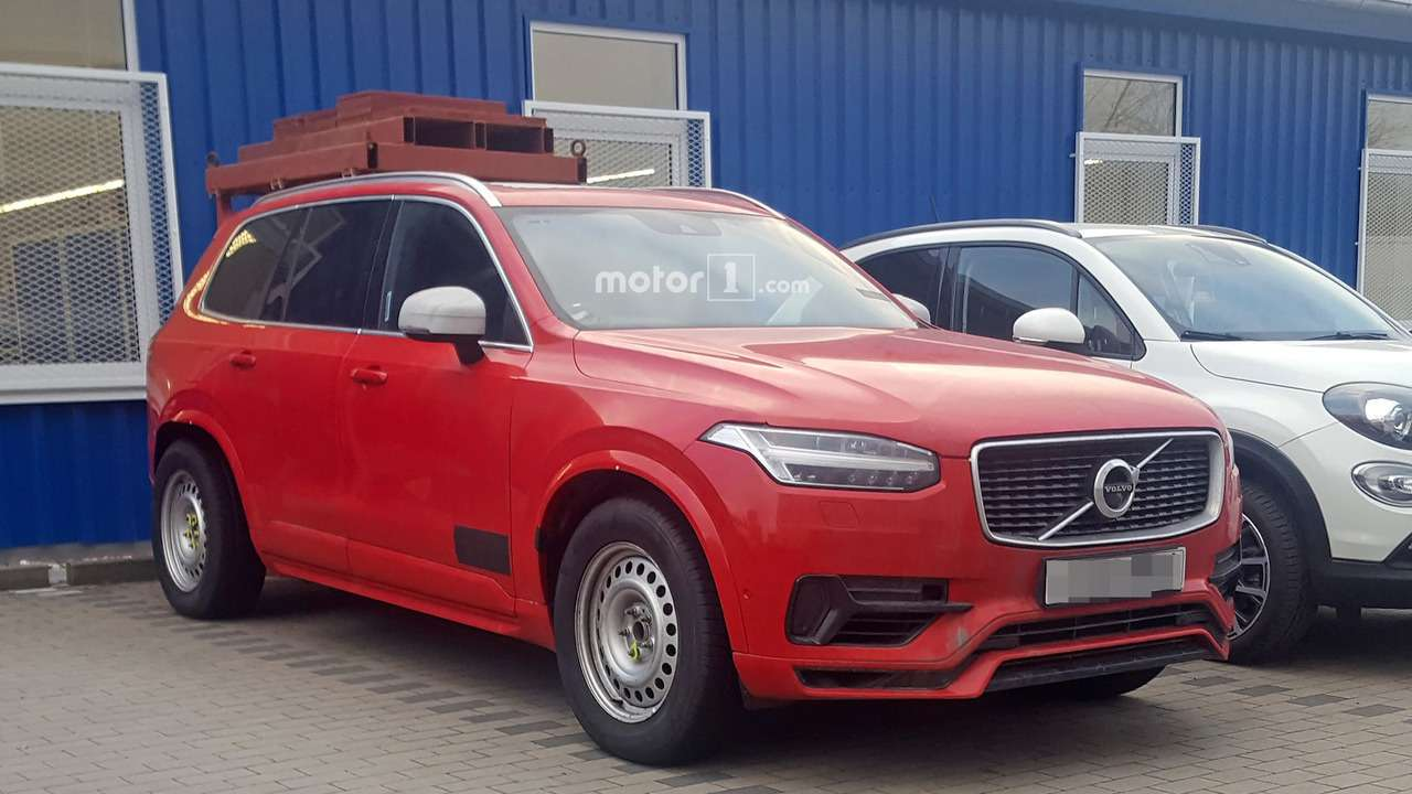 Volvo XC90 станет… пикапом!— фото 698734