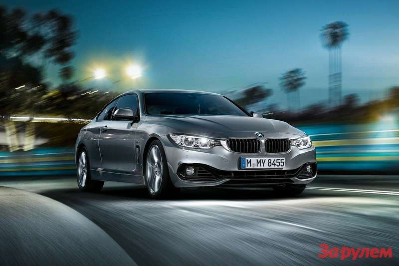BMW 4 Series Coupe 2014 1600x1200 wallpaper 02