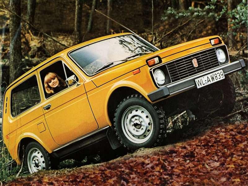 Нива признана «самым хипстерским автомобилем Берлина»