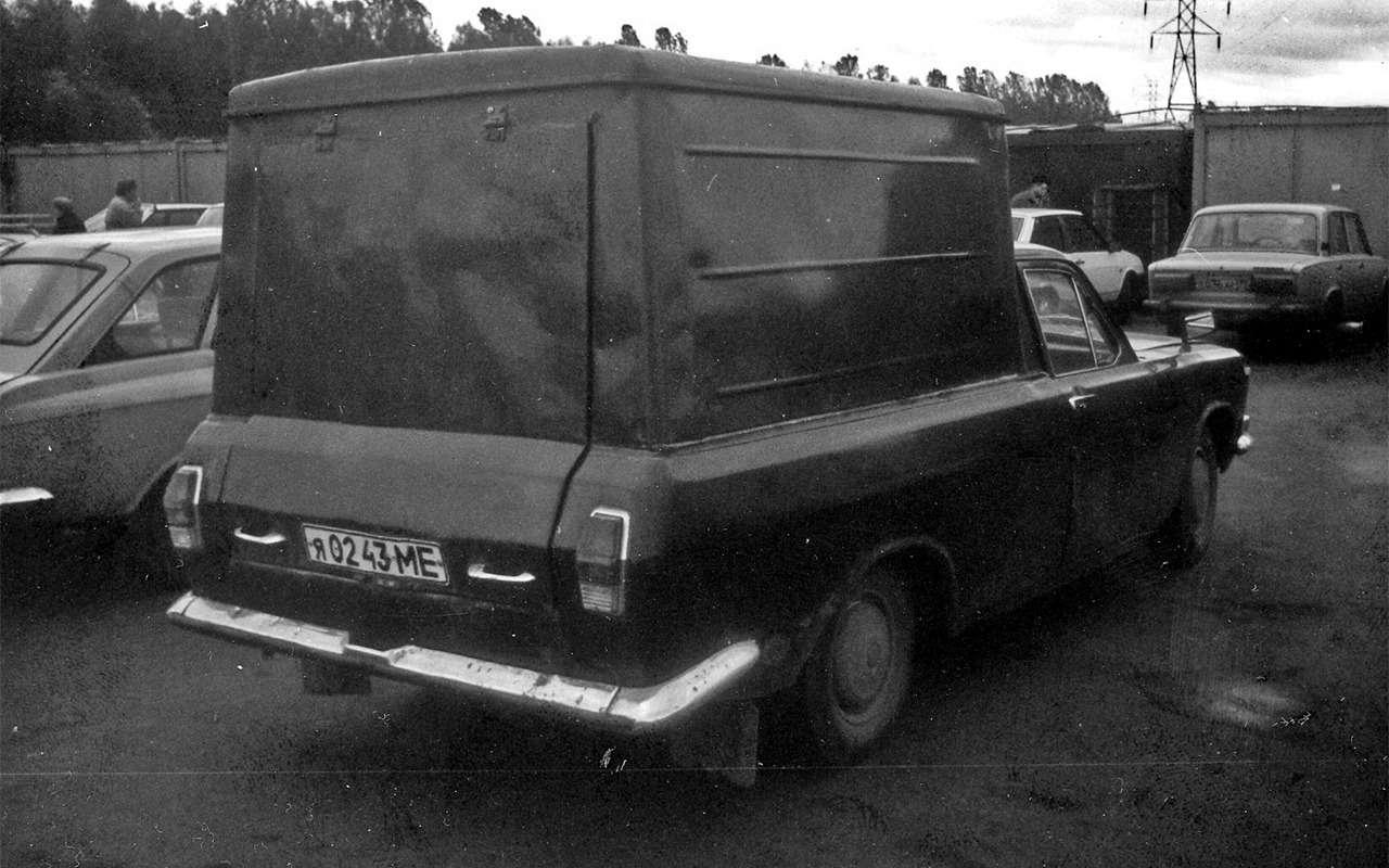 Волги ГАЗ-24, которых выне знали— фото 866413