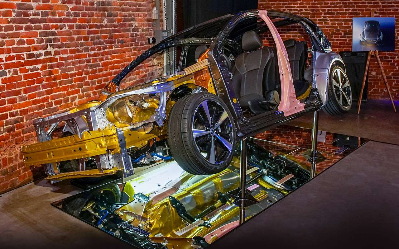 Всесекреты стратегии Subaru: вариаторы, оппозитные моторы ирадары— фото 893424