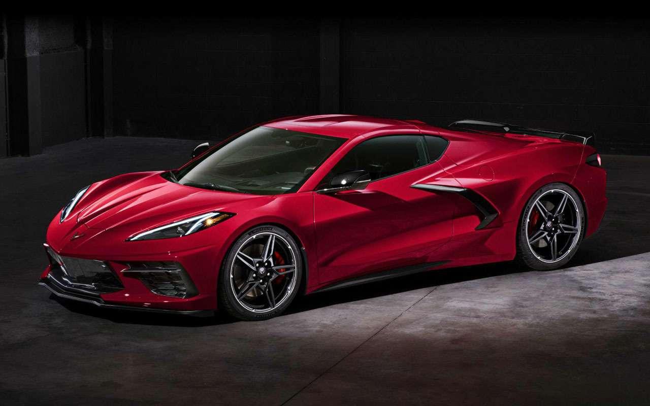 Американцы выбрали лучшие автомобили: корейцы— молодцы— фото 1058041