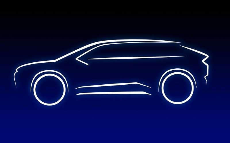 Новая Toyota BZ— кроссовер, который заменит RAV4