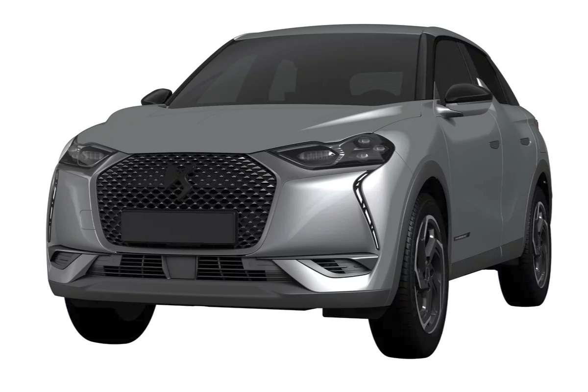 DS 3 Crossback: первые изображения нового французского кроссовера — фото 885712