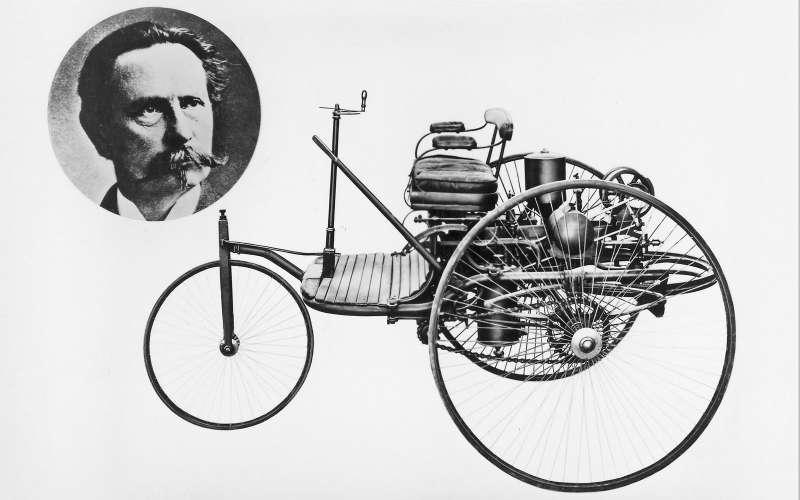 Вспоминаем первые автомобили: прелюдия длятелеги смотором