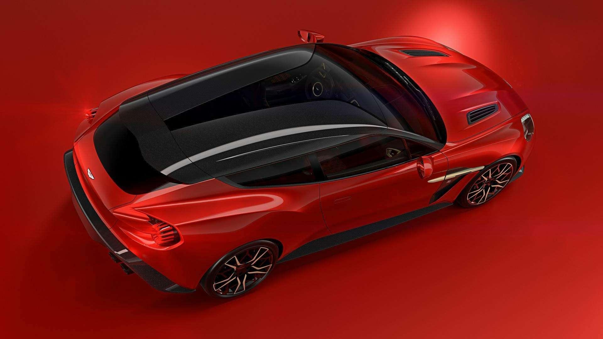 Новый, божественно красивый «сарай» Aston Martin идругие проекты Zagato— фото 808185