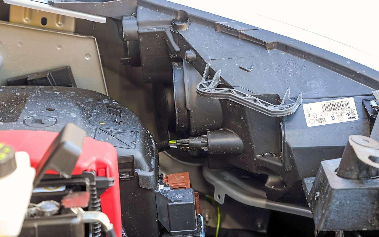 Peugeot Partner изКалуги: рассмотрели совсех сторон!— фото 1231045